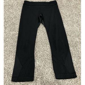 Lululemon Run Inspire Crop II 6 Leggings Yoga Pant